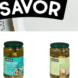 SAVOR Dill Pickle