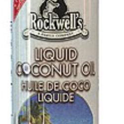 ROCKWELL'S Huile de Noix de Coco Liquide 500ml