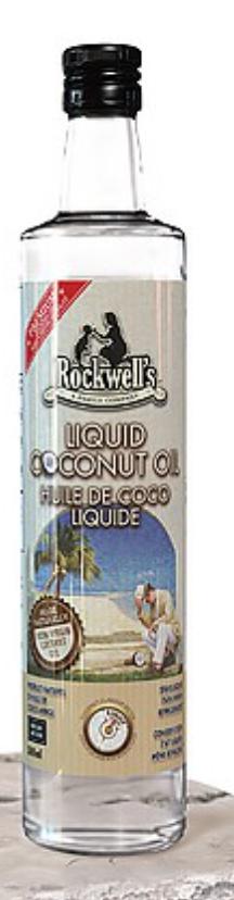 ROCKWELL'S Coconut Oil Liquid 500ml