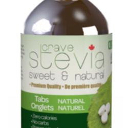 Natural Stevia 100 pellets