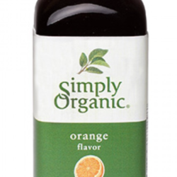 SIMPLY ORGANIC Ârome d'Orange 59ml