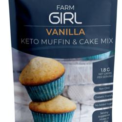 FARM GIRL mélange muffin et gâteau vanille 350g