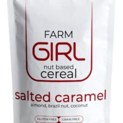 FARM GIRL Céréales Caramel Salé 300g