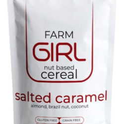 FARM GIRL Salty Caramel Cereal 300g