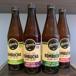REMEDY KOMBUCHA Bio 330ml