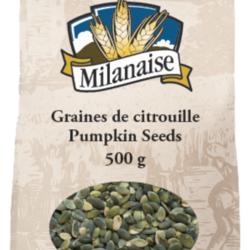 MILANAISE graine de citrouille 250g
