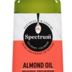 SPECTRUM CULINAIRE Refined High Heat Cooking Almond Oil 375ml