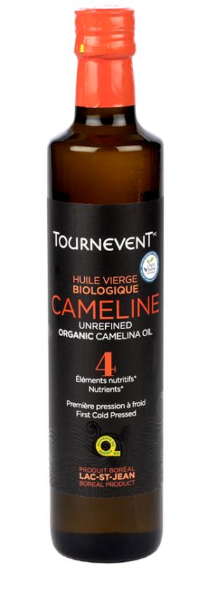 TOURNEVENT Organic Cameline Oil 500ml