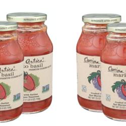CUCINA ANTICA Sauce Tomate 670ml (2 saveurs)