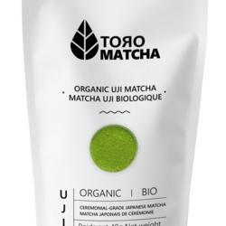 TORO MATCHA  Matcha Uji Biologique 40g