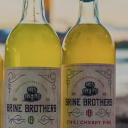 BRINE BROTHERS Pickel Juice 750ml (2 flavours)