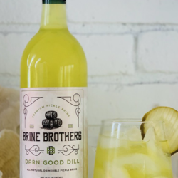 BRINE BROTHERS Jus de Pickel (2 saveurs) 750ml