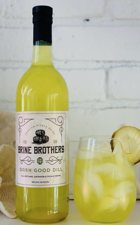 BRINE BROTHERS Pickel Juice  (2 flavours) 750ml