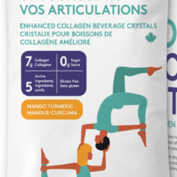 SPROOS Collagène Vos Articulations Mangue-Curcuma 18.7g