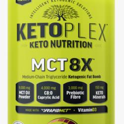 KETOPLEX Huile MCT8X en Poudre 285g