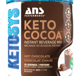 ANS PERFORMANCE mix chocolat chaud Keto cacao 320g