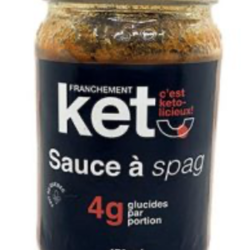 FRANCHEMENT KETO Sauce à Spaghetti 473ml