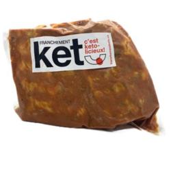FRANCHEMENT KETO Ribs Raised BBQ 1 rack