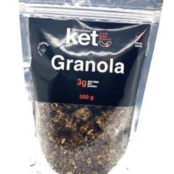 FRANCHEMENT KETO Granola 500g