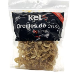 FRANCHEMENT KETO Criss ears 200g  (3 flavours)