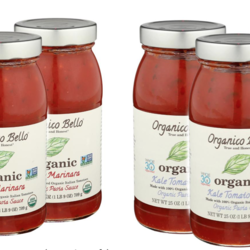 ORGANICO BELLO Pasta Sauces 685ml