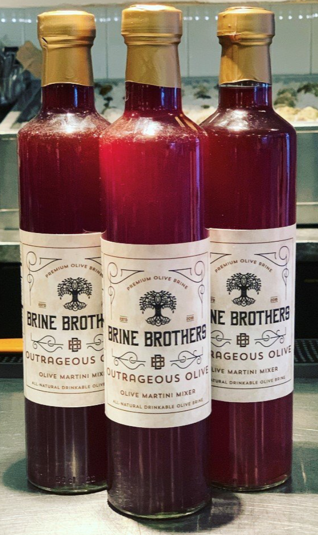 BRINE BROTHERS Jus d'olive 500ml