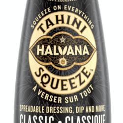 HALMANA Tahini Squeeze (2 saveurs) 300ml