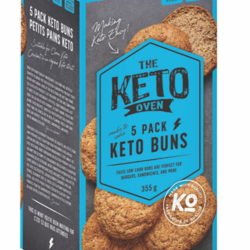 THE KETO OVEN Petits pains 355g