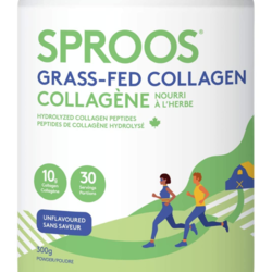 SPROOS Collagen Nourishes with Grass 300g
