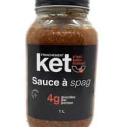FRANCHEMENT KETO Spaghetti Sauce 1L