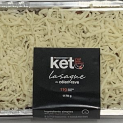 FRANCHEMENT KETO Celery Rave Lasagna 1170g
