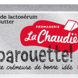 FROMAGERIE LA CHAUDIÈRE Salted butter Tabarouette 454g