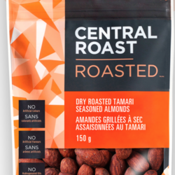 CENTRAL ROAST Grilled almond with Tamari 150g