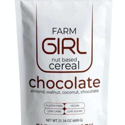 FARM GIRL Céréale chocolat 600g