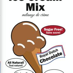 DUTCH MONARCH Mélange à Crème Glacé (2 saveurs) 150g