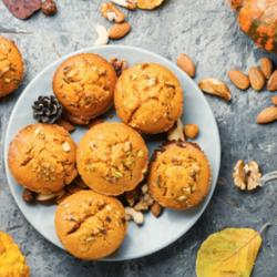 KETO CLUB Muffin aux épices d'automne ( 6 )