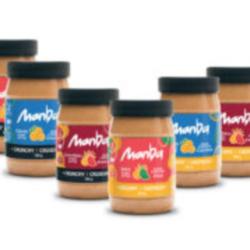 MANBA Beurre de Noix (9 saveurs) 500g