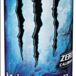 MONSTER Energy Zero Sucre 473ml
