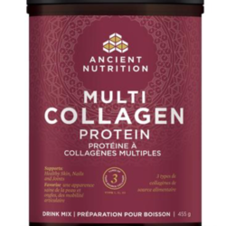 ANCIENT NUTRITION Collagen Protein Muliples 455g