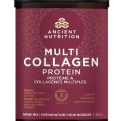 ANCIENT NUTRITION Protéine à Collagène Muliples 455g