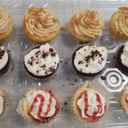 KETOCLUB Mini Cupcake Assortis (douzaine)
