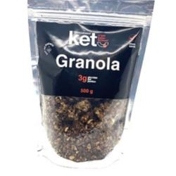 FRANCHEMENT KETO Granola 500g (3 saveurs)