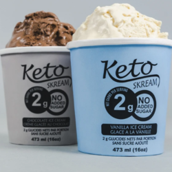 Crème glacée 473ml (2 saveurs)