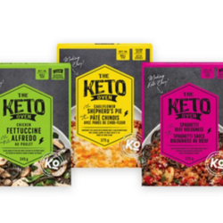 THE KETO OVEN Frozen Meals (3 flavours)