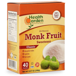 HEALTH GARDEN Fruit Des Moines en Sachets (40)