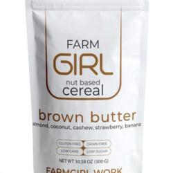 FARM GIRL Céréale Sucre Brun 300g