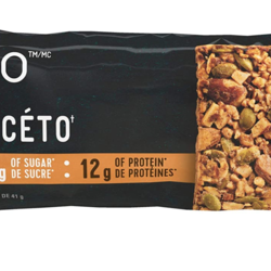 RATIO Toasted Almond Crunchy Bar 41g