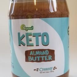 Keto almond butter 500g