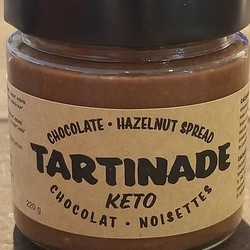 Keto chocolate hazelnut spread 220g