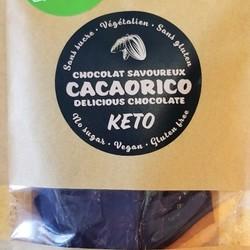 Chocolat noir 85% nature 70g
